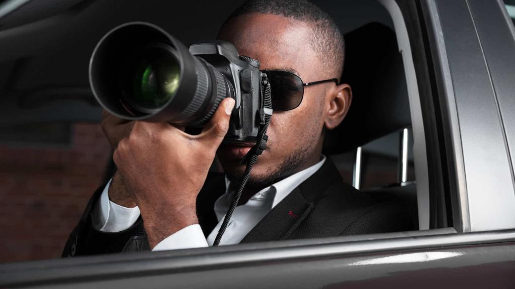 Como o trabalho do detetive particular pode auxiliar um advogado?